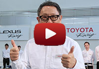 Toyota chief Akio Toyoda is 2021 World Car Person of the Year
